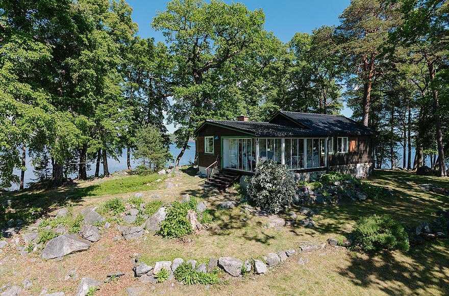 """""""Ideas Island"""" – Rückzugsort für Kreative im schwedischen Mälarsee"""