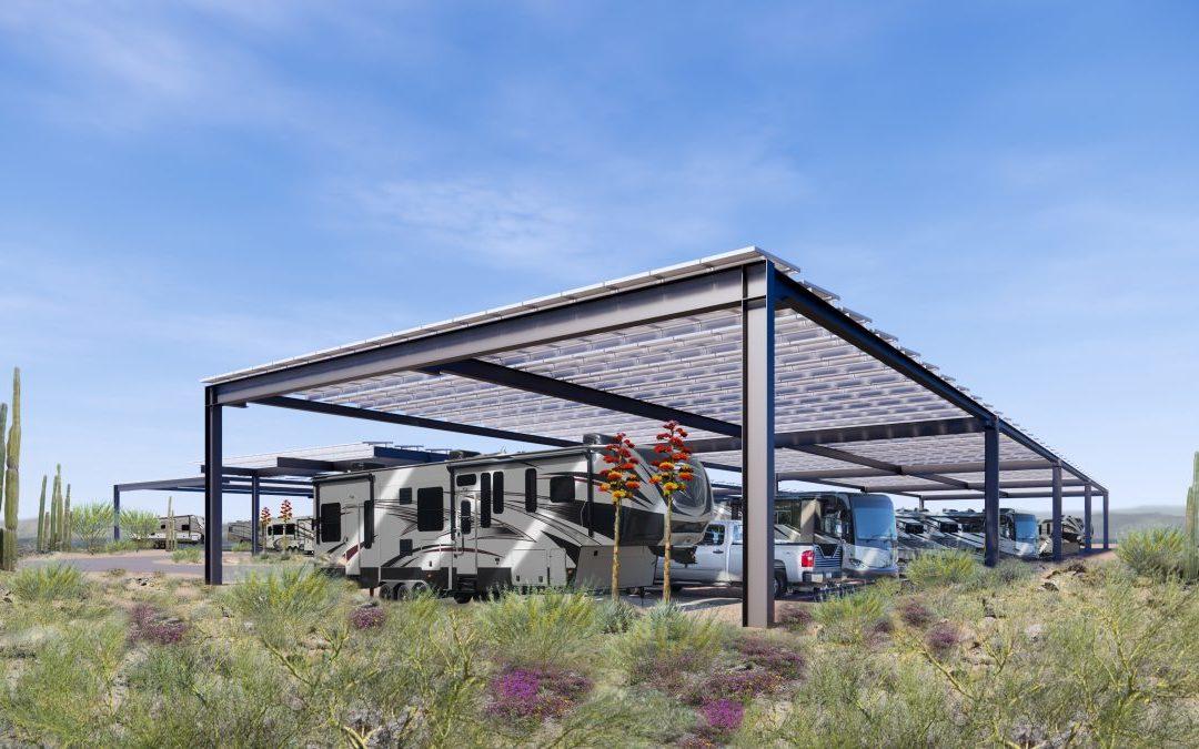 Arizona: neues Wohnmobil-Resort bei Camp Verde