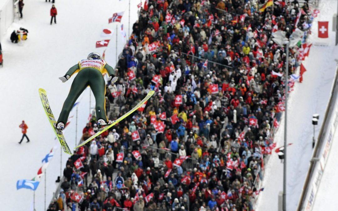 Engelberg: Weltcup Skispringen 2019 auf der steilsten Schanze der Tour
