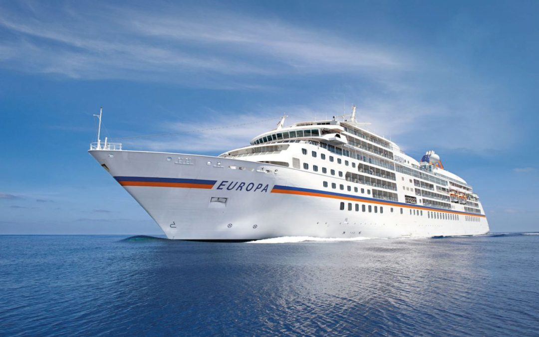 Fünf-Sterne-Plus für EUROPA und EUROPA 2 von Hapag-Lloyd Cruises