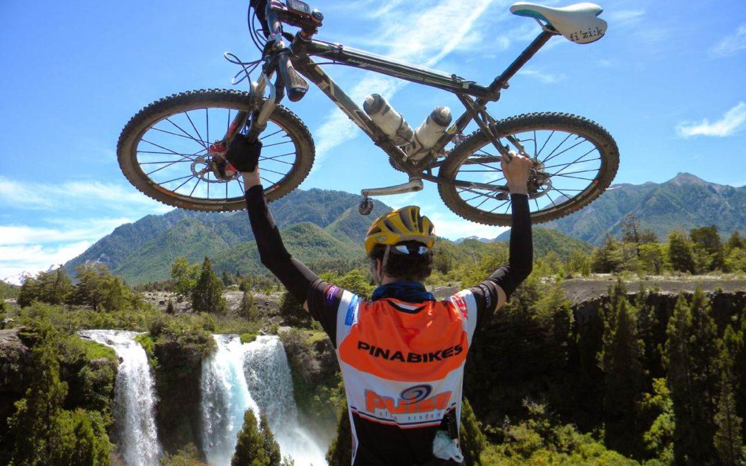 Mit dem Mountainbike durch die Anden Patagoniens