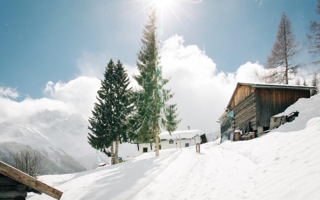 Neue Winterwanderrouten in St. Anton am Arlberg