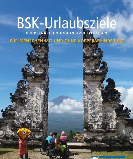 Neuer Reisekatalog mit barrierefreien Urlaubszielen 2020