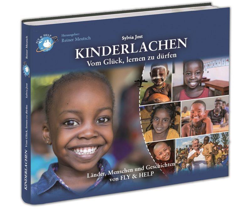 FLY & HELP veröffentlicht zweites Buch – neue Schulprojekte geplant