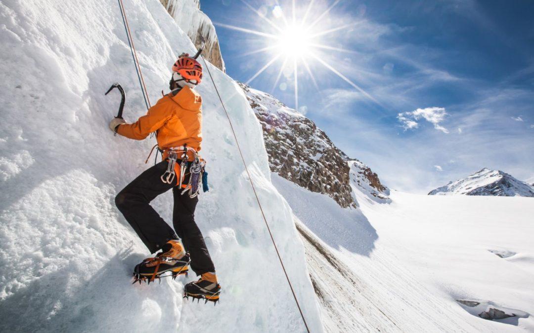Pitztal: Eis Total Kletter-Festival 2020 für Einsteiger und Profis
