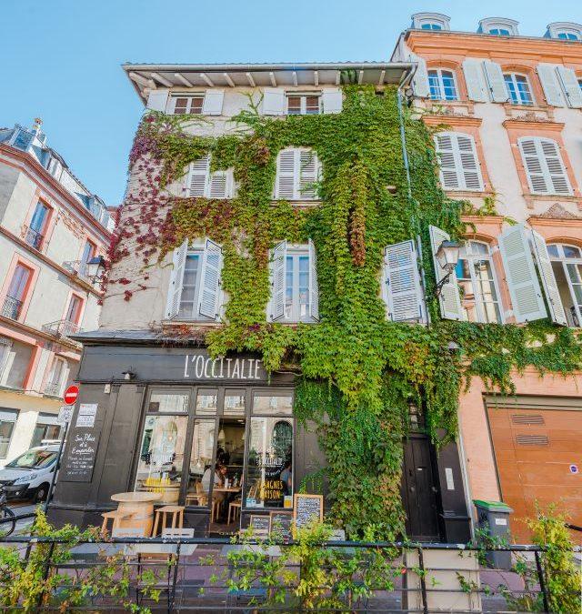 Toulouse bekommt eine grüne Stadtmitte
