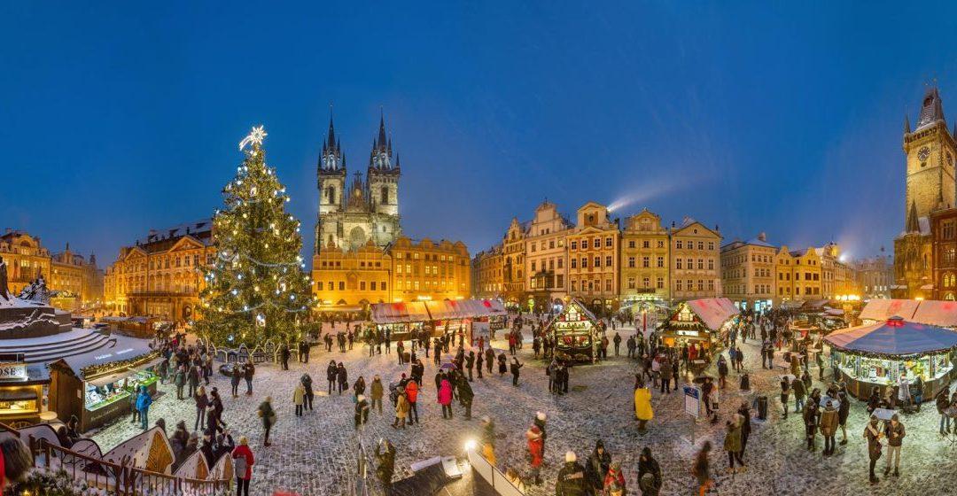 Die schönsten Weihnachtsmärkte und -traditionen 2019 in Tschechien