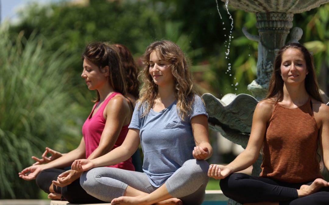 Yoga-Freunde-Special in der Finca Son Manera auf Mallorca