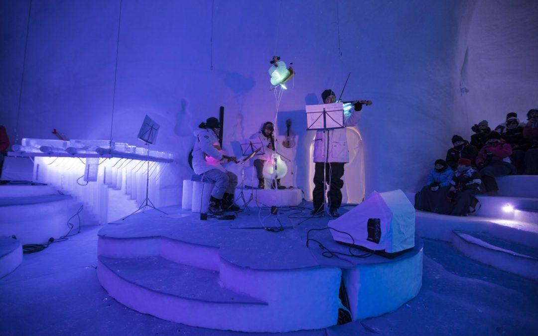 Eis-Musik-Festival 2020 im Val di Sole