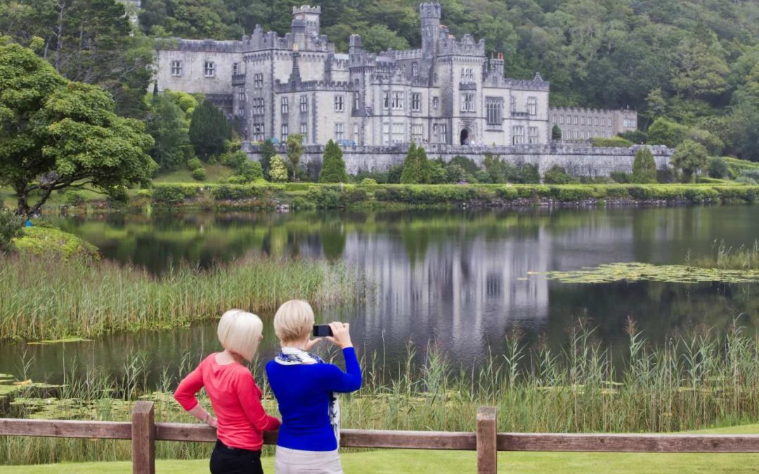 Irland: Neuer Küchenchef im Restaurant der Kylemore Abbey