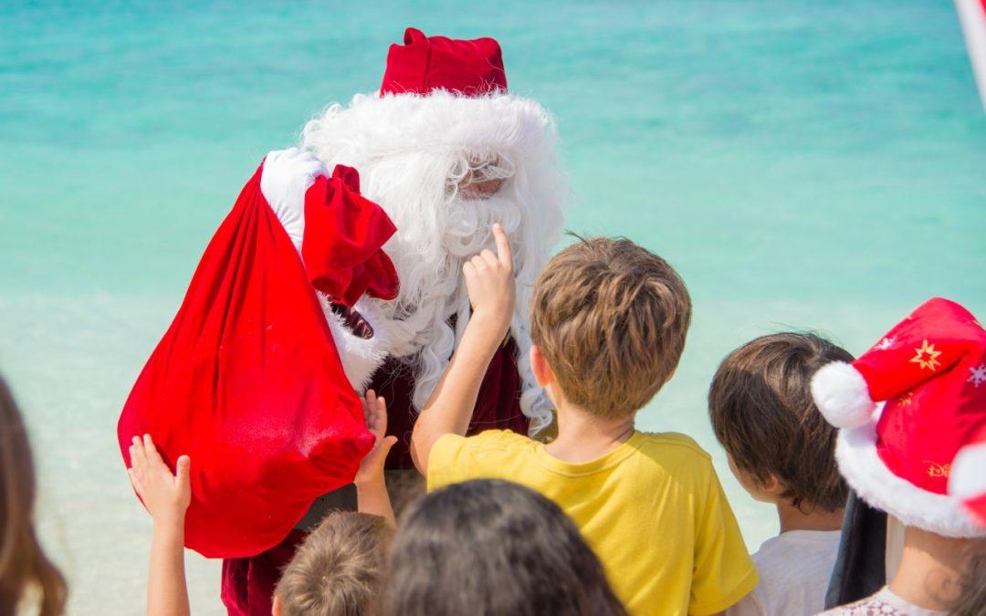 Malediven: Weihnachtsprogramm 2019 im Jumeirah Vittaveli Resort