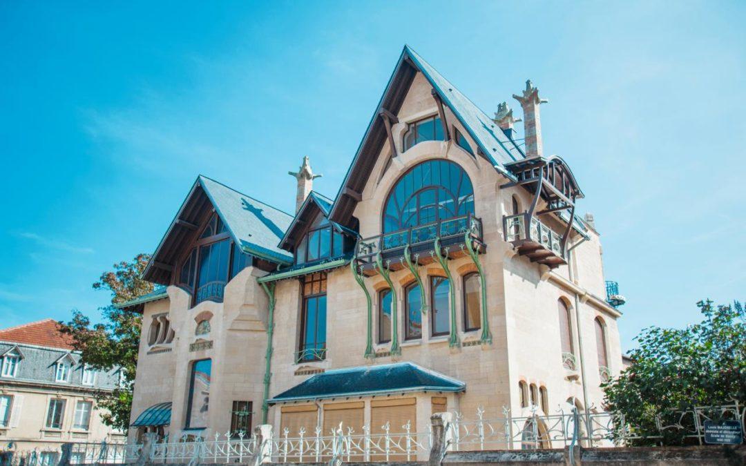 Wiedereröffnung der Villa Majorelle in Nancy