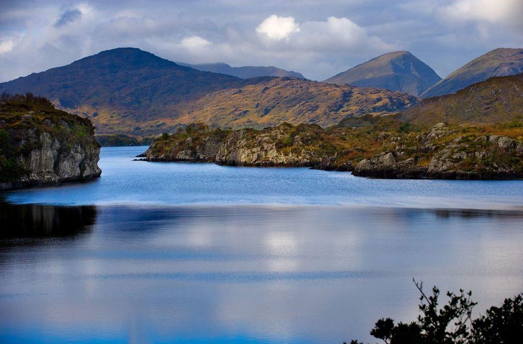 Neue interaktive Landkarte für den Ring of Kerry