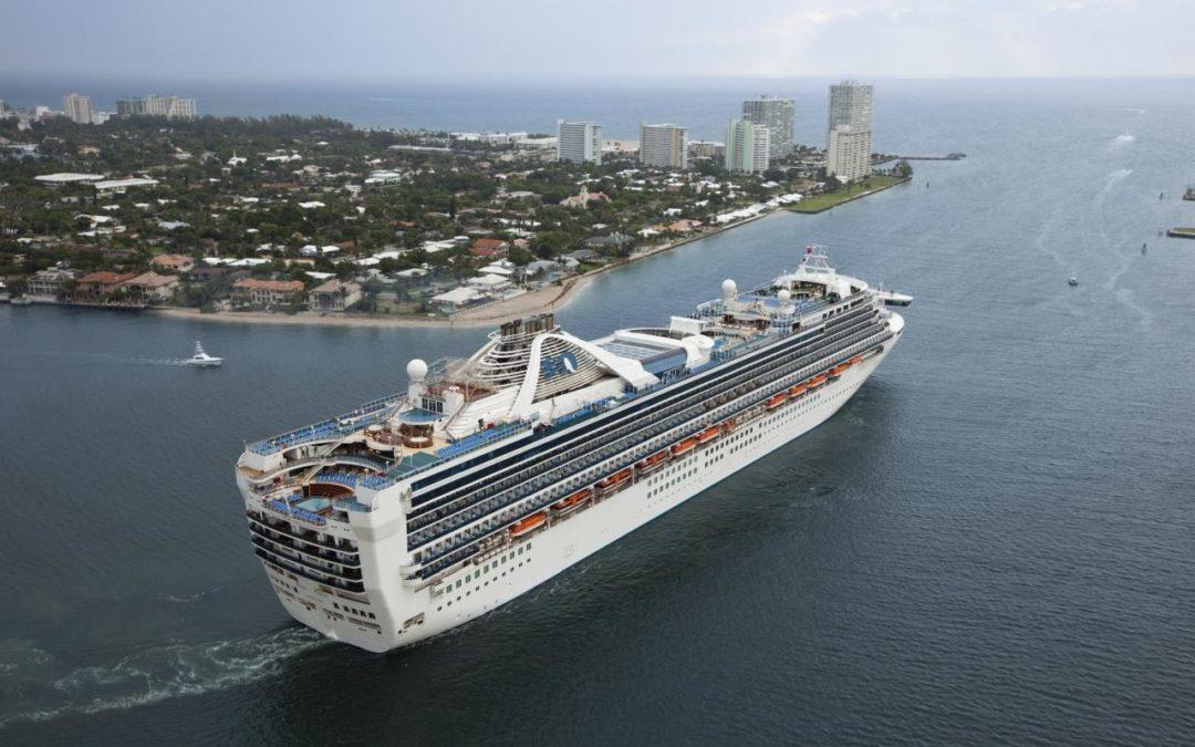 Kreuzfahrt Sonderangebote für Familien bei Princess Cruises