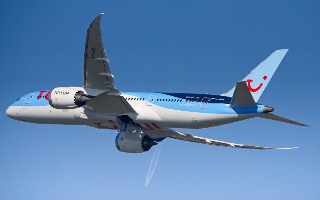 TUI fly stationiert Dreamliner am Flughafen Düsseldorf