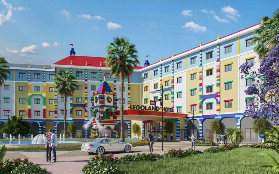 Neues LEGOLAND Hotel als Teil von Dubai Parks and Resorts