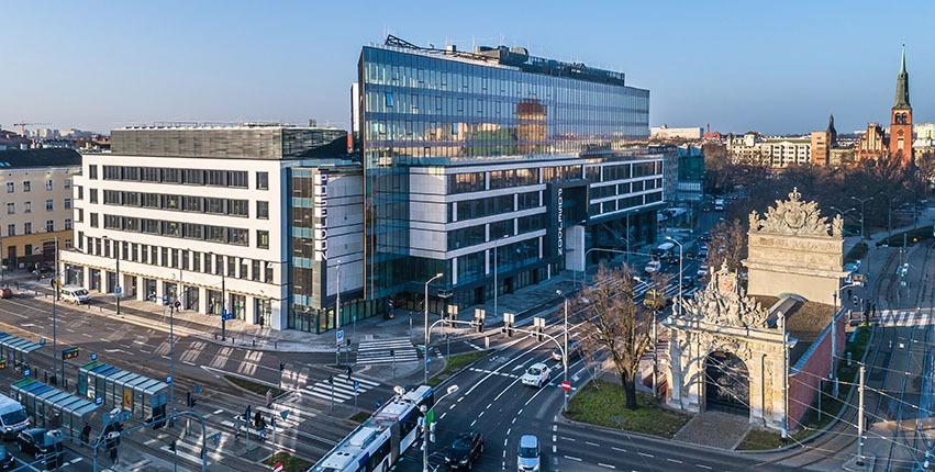Stettin: Erstes Nullenergie-Hotel- und Geschäftsgebäude Polens