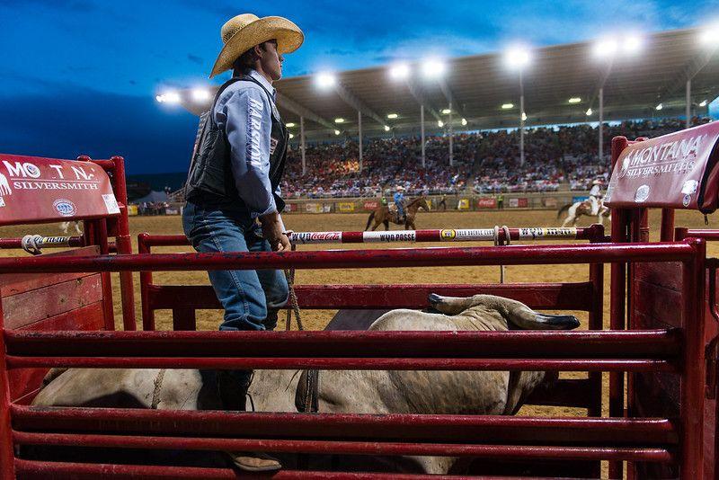 Wyoming: Sheridan WYO Rodeo feiert 90-jähriges Jubiläum