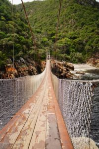 Storms River Bridge Südafrika