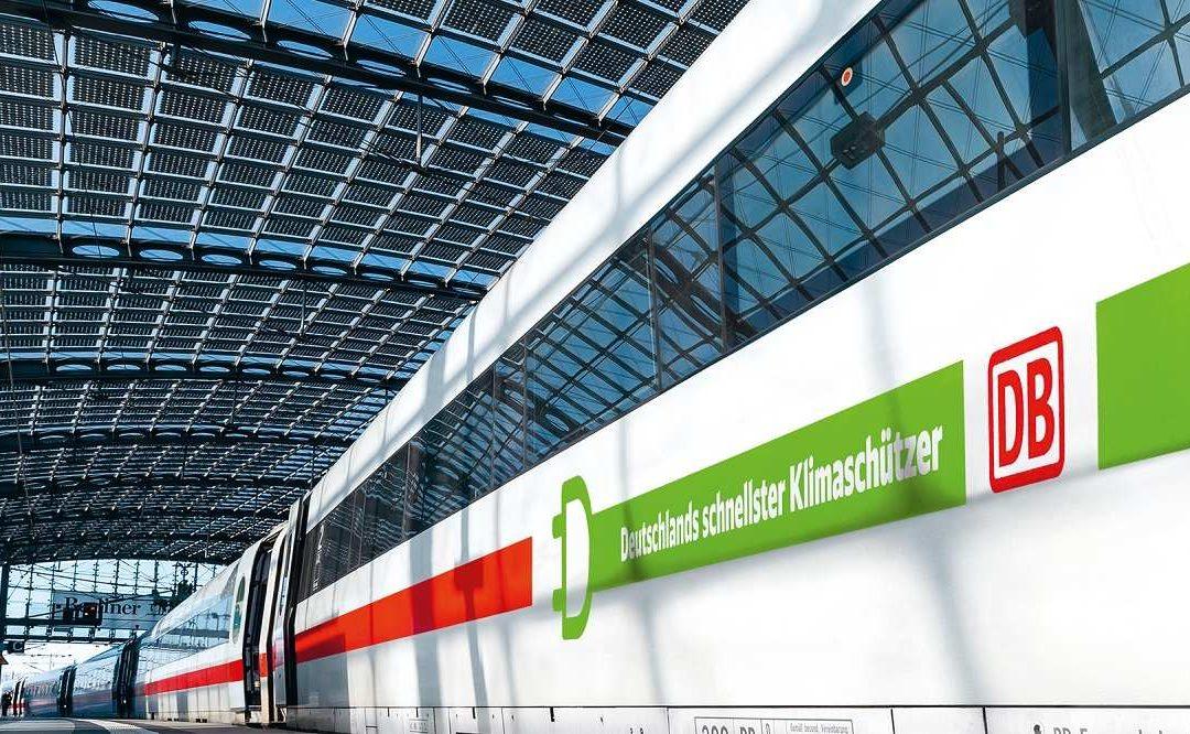Neuer Fahrgastrekord im Fernverkehr bei der Deutschen Bahn 2019
