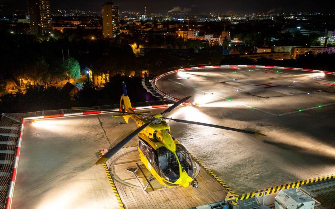 ADAC Luftrettung trotz Corona-Pandemie uneingeschränkt gesichert
