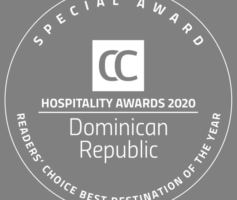 Dominikanische Republik erhält Connoisseur Circle Award 2020
