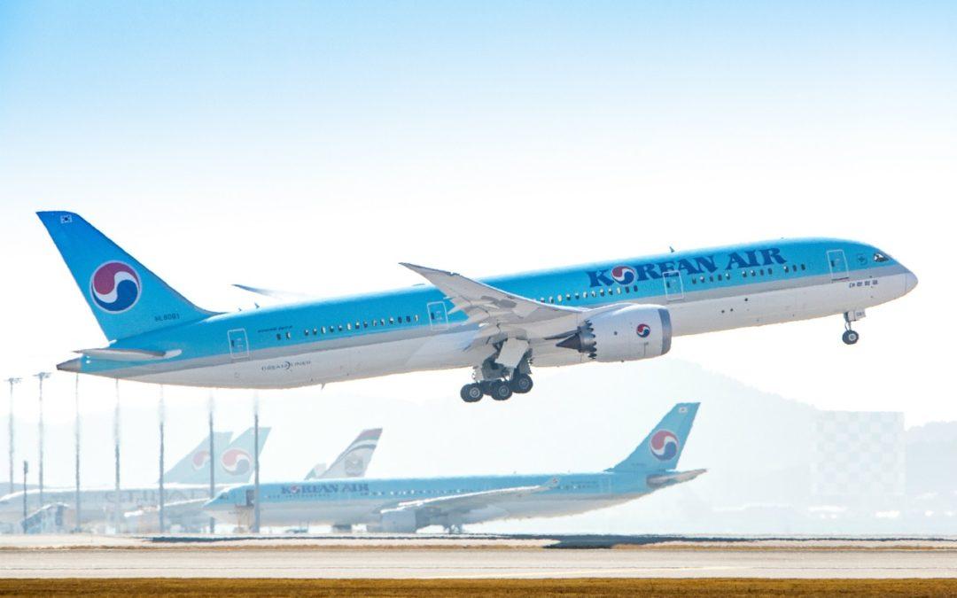 Korean Air führt neues Einstiegssystem ein