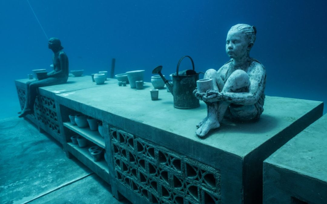 Neues Unterwasser-Museum an der Nordküste Australiens