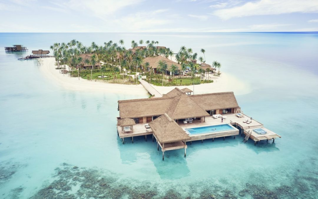 Waldorf Astoria Maldives Ithaafushi nach Corona Pause wieder geöffnet