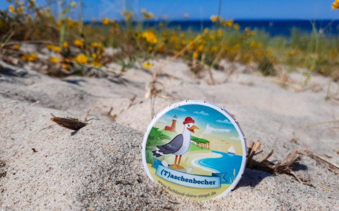 Weniger Zigarettenmüll am Strand von Fischland-Darß-Zingst