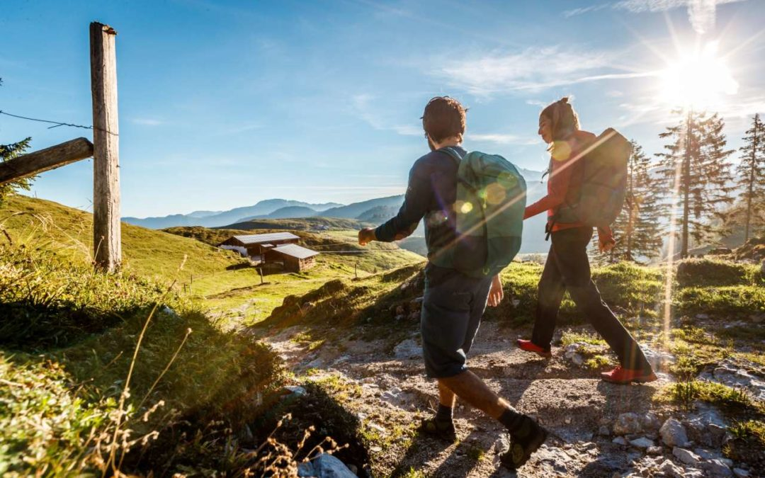 Kitzbüheler Alpen laden zur ersten Brixentaler HerbstWanderWoche