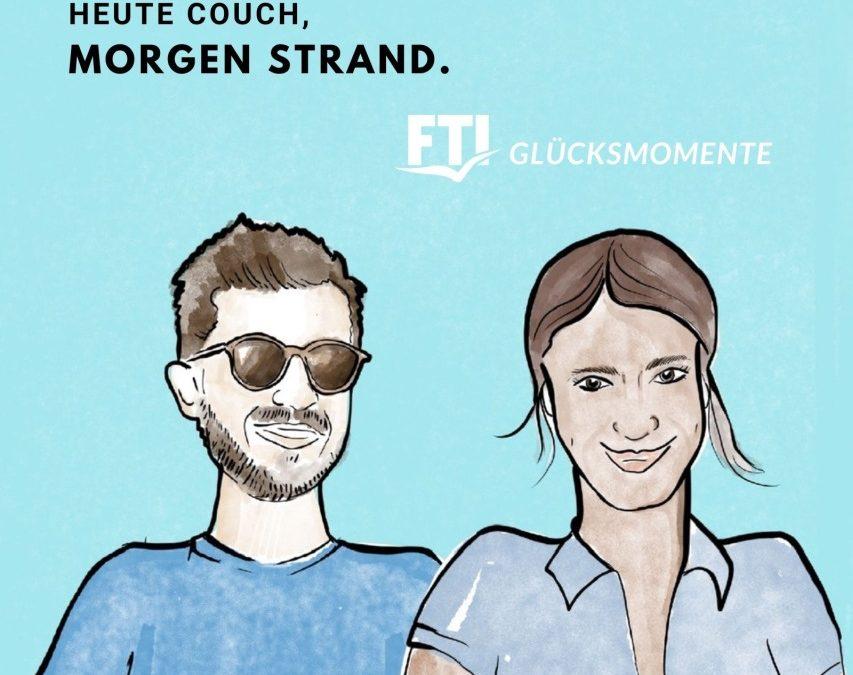 FTI Touristik startet neuen Reisepodcast