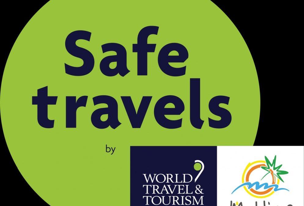 Sicheres Reisen-Gütesiegel für die Malediven