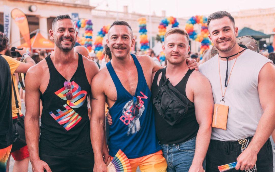 Malta freut sich auf die EuroPride 2023