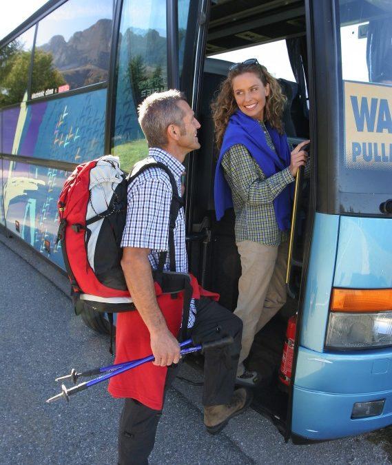 Eggental investiert in den Ausbau des Busnetzes