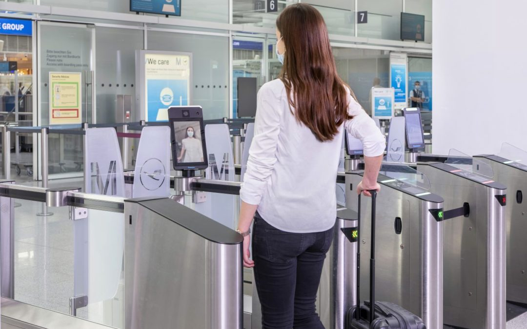 Biometrics am Flughafen München