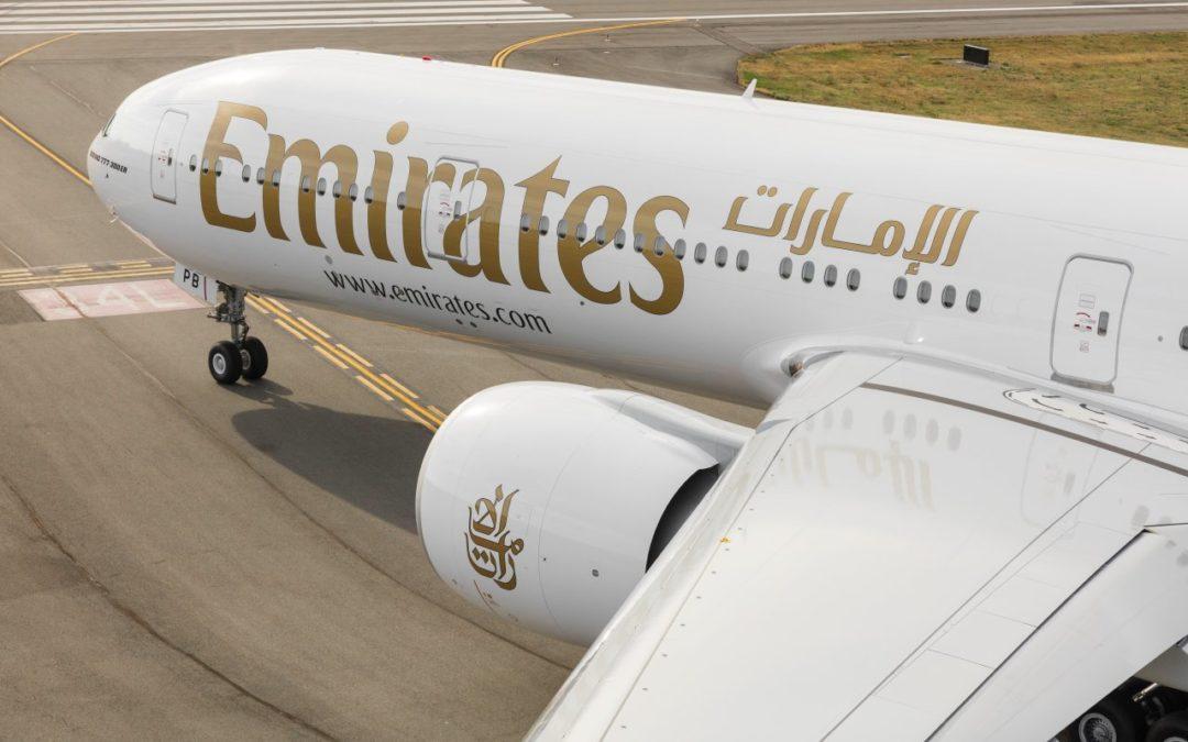 Mehr Versicherungsschutz für Emirates-Fluggäste