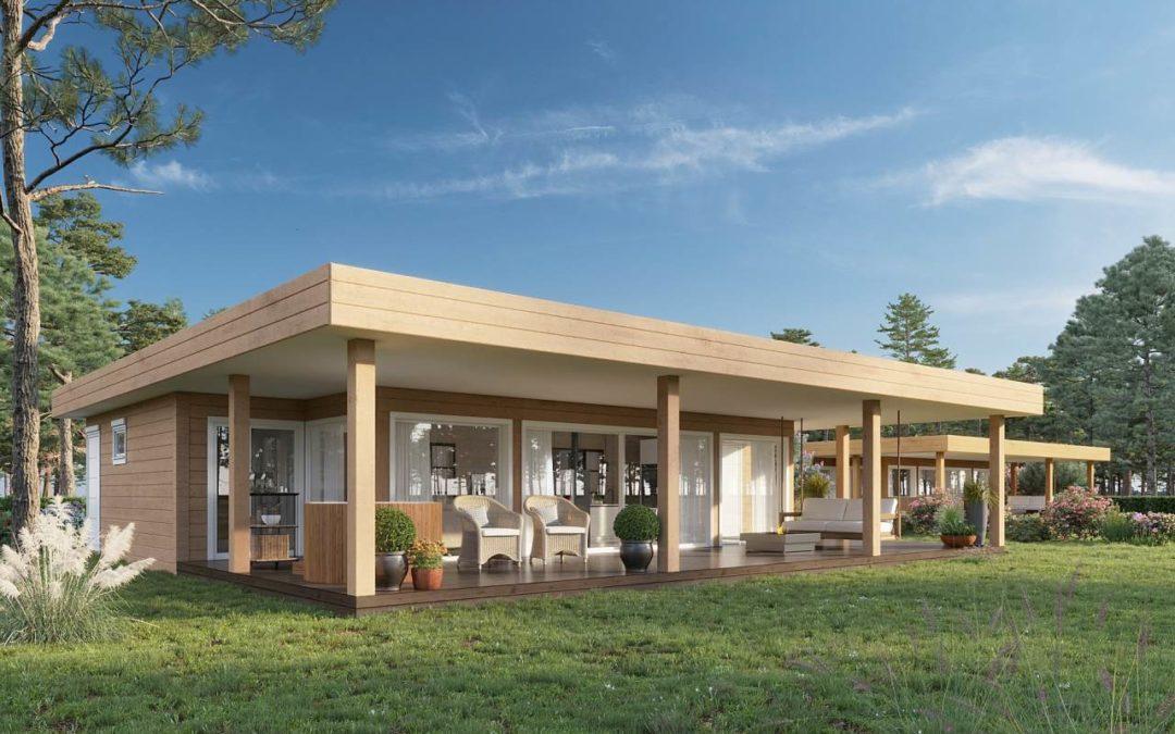 Neue Ferienanlage auf der Halbinsel Fischland-Darß-Zingst
