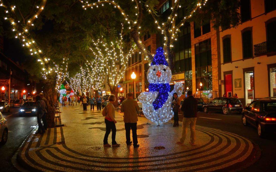 Madeira eines der sichersten Weihnachtsreiseziele 2020