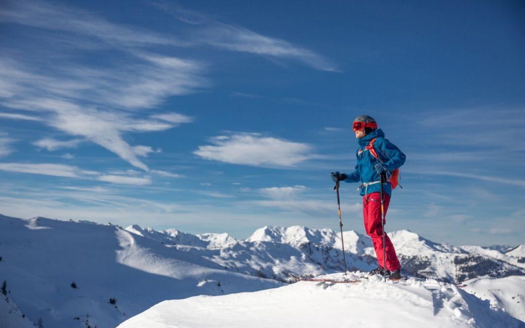 Geführte Skitour quer durch die Kitzbüheler Alpen