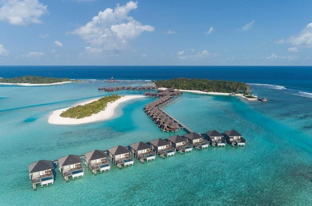 Unbegrenzte Übernachtungen in Malediven-Resort für ein Jahr