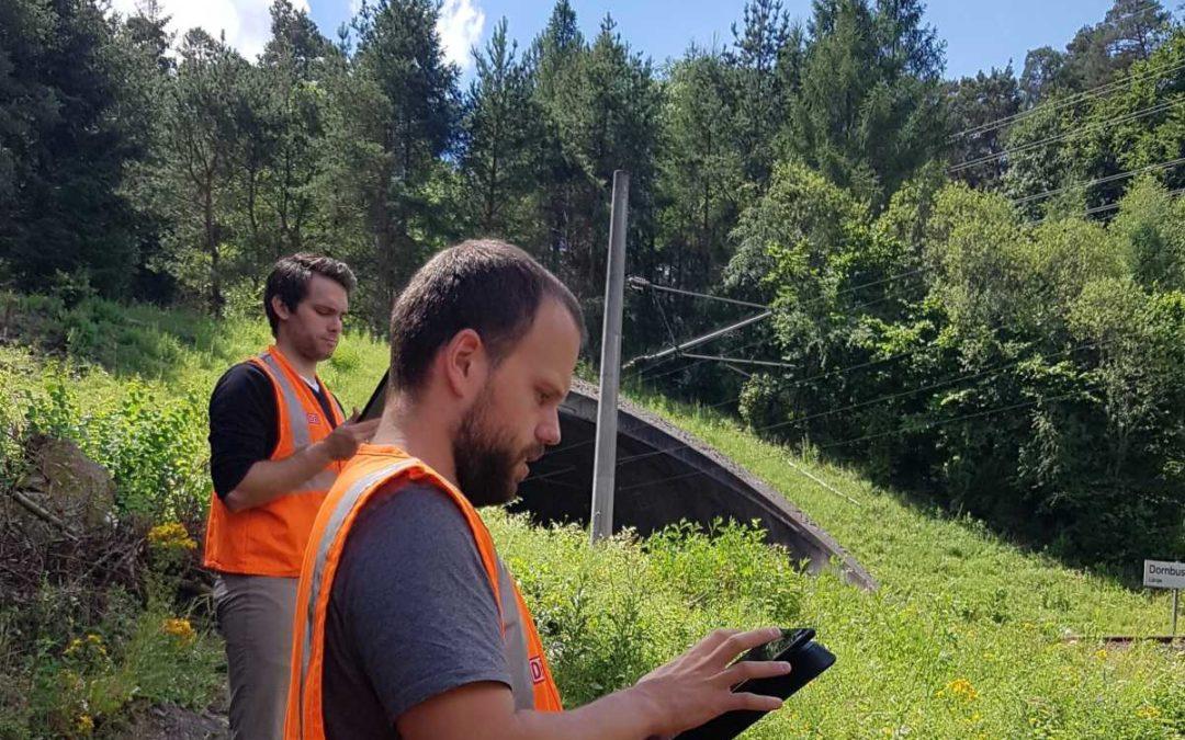 Erfolgreiches Vegetationsmanagement bei der Deutschen Bahn