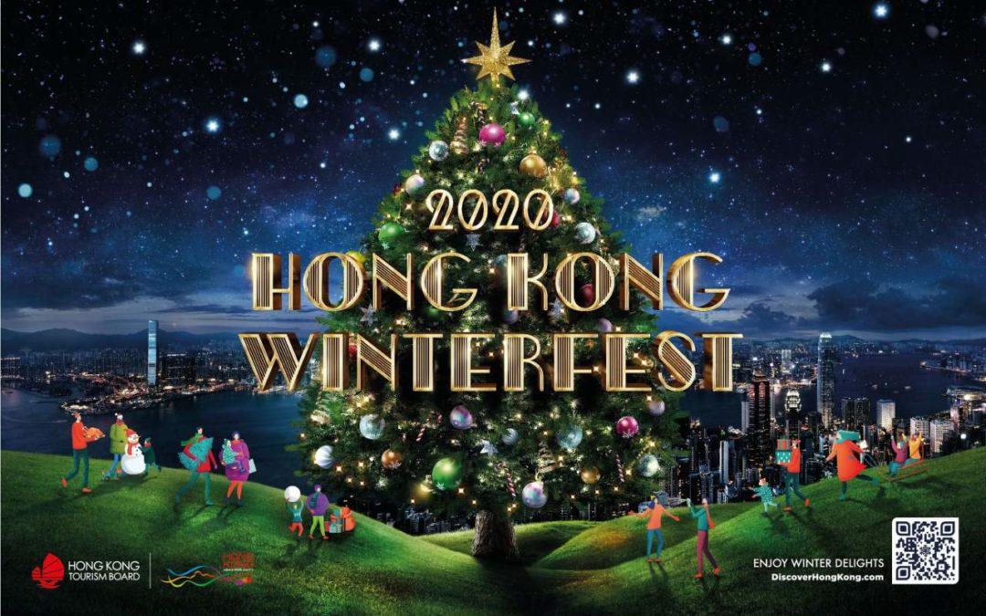 Virtuelle Weihnachten in Hongkong