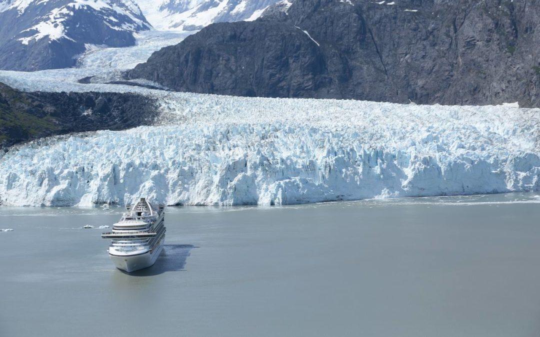 Alaska-Gletscher-Kreuzfahrten 2022 mit Princess Cruises