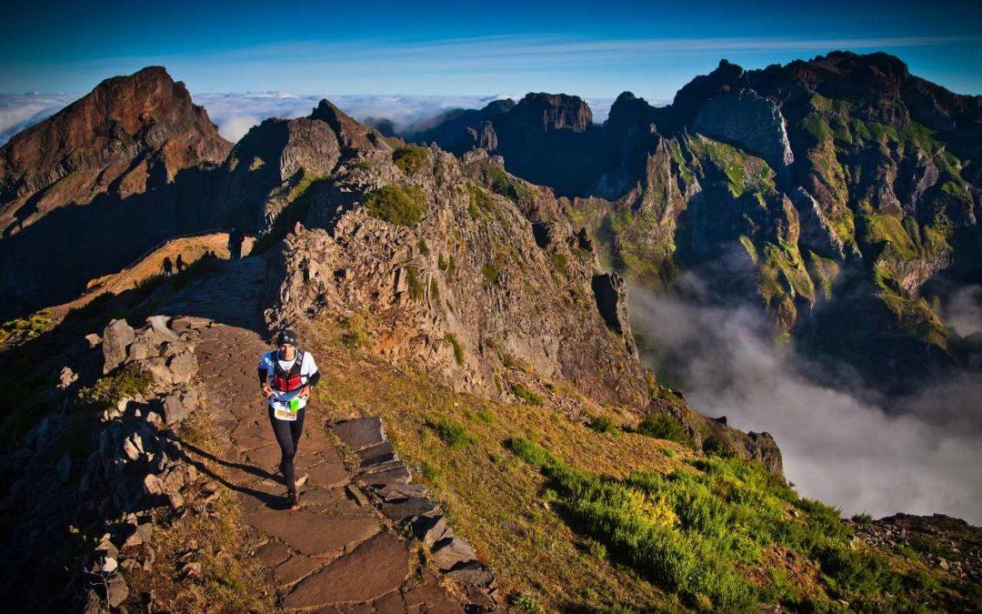 Die schönsten Wanderwege auf Madeira in einer Webseite