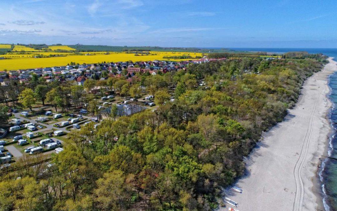 Campingpark Kühlungsborn beliebtester Campingplatz Europas 2021
