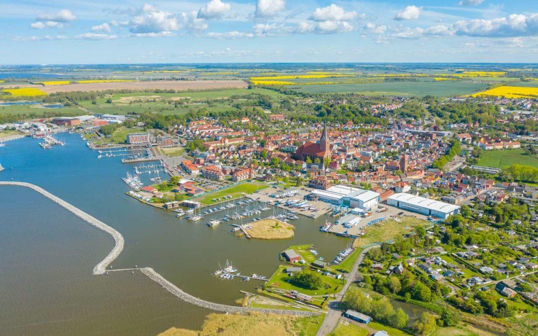 Küstenstadt Barth will Tor zur Ostsee werden