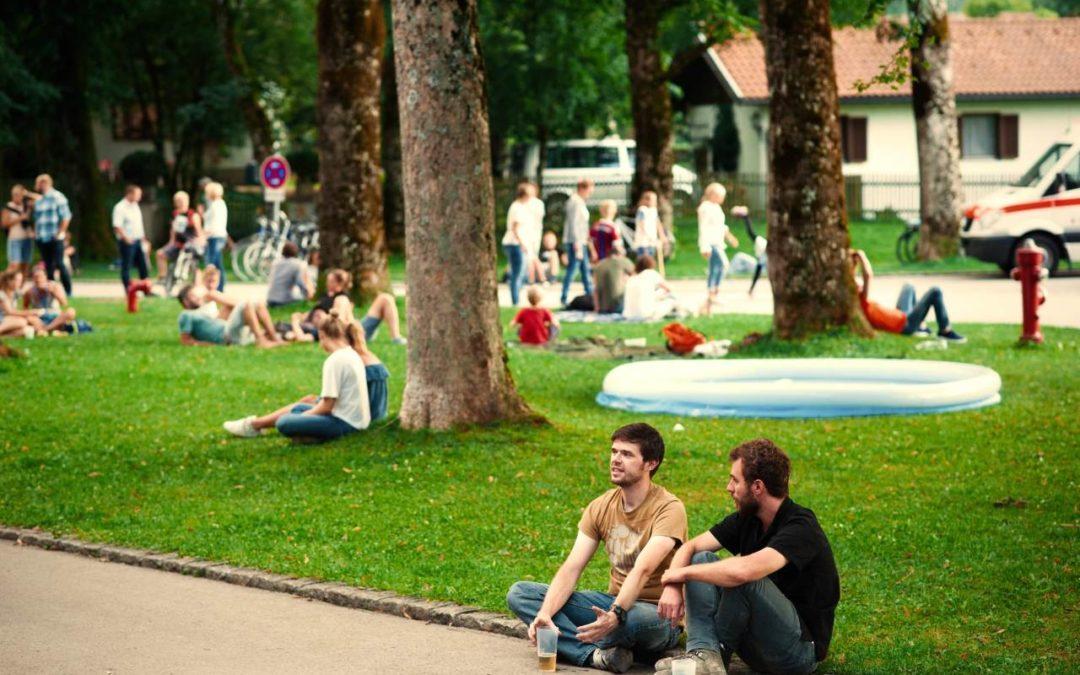 Jugendtage bei den Oberammergauer Passionsspielen 2022