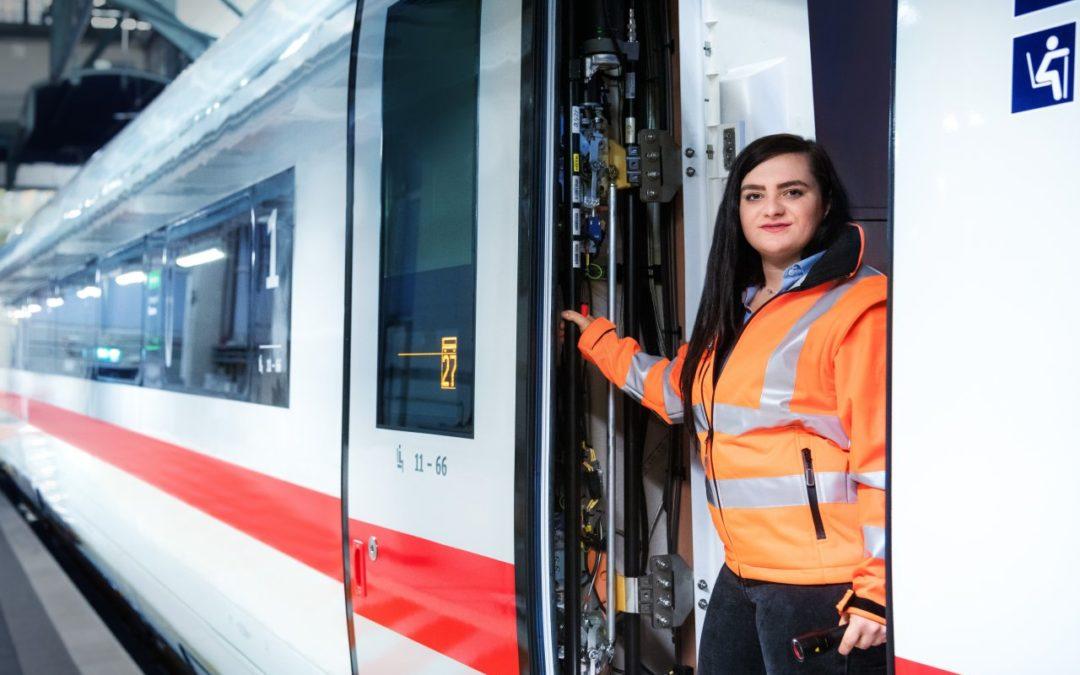 Deutsche Bahn nennt sich ab sofort ArbeitgeberIN