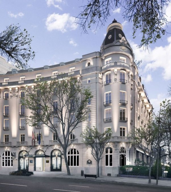 Mandarin Oriental Ritz in Madrid nach Renovierung vor Wiedereröffnung